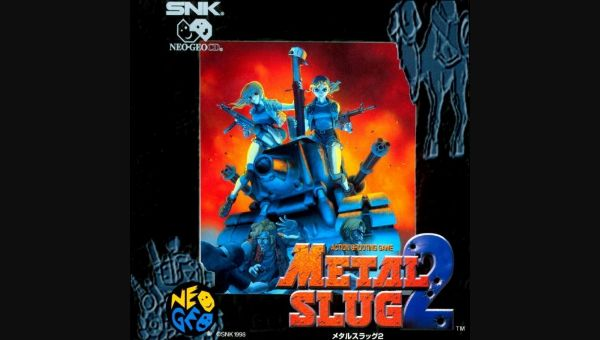 Metal Slug 2: Super Vehicle - 001/II