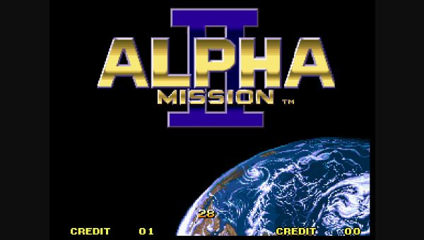 Alpha Mission II