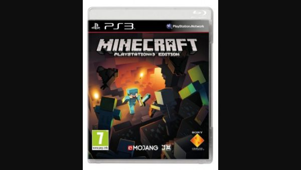Minecraft: PlayStation 3