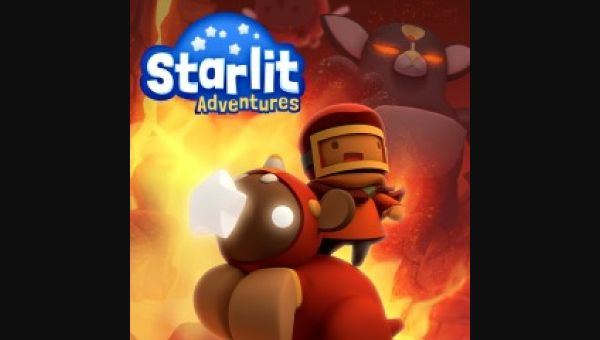 Starlit Adventures Golden Stars
